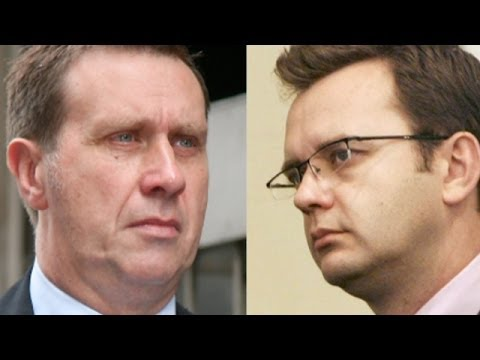 REAL AUDIO: Andy Coulson warned by Clive Goodman about possible extent of phone hacking