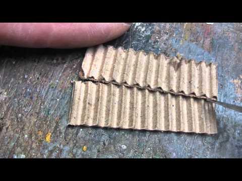 Miniature Roofing Iron