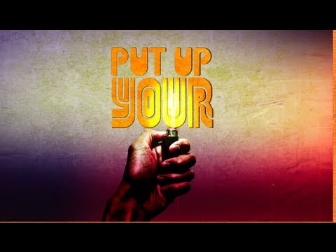 "Snoop Lion ""Lighters Up"" ft. Mavado & Popcaan (Official Lyric Video)"