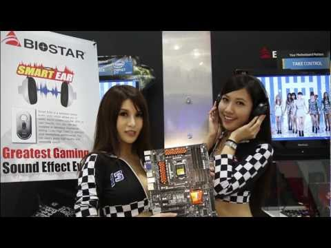 Biostar @ Computex 2012