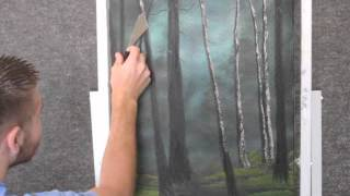 Paint With Kevin Forest Path