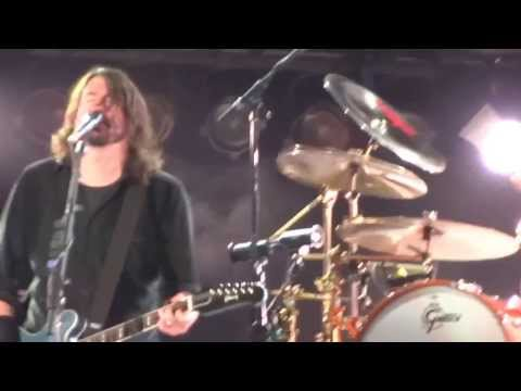 Foo Fighters - Times Like These (Live at Mexico City HD)
