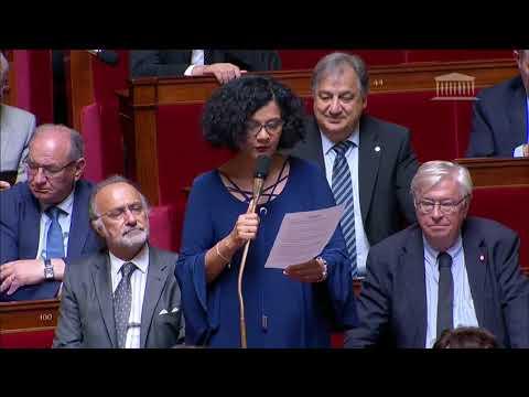 Mme Nathalie Bassire - Gestion du réseau d'eau à la Réunion