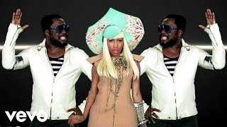 Will.I.Am ft. Nicki Minaj - Check It Out
