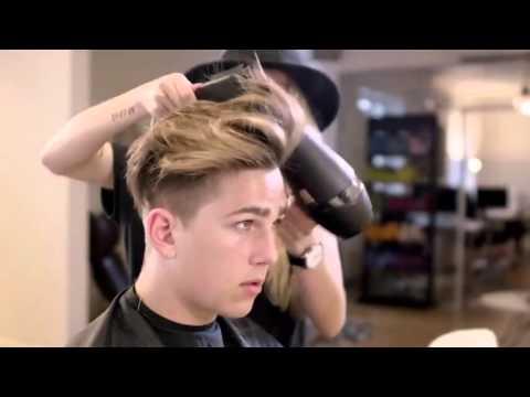 [Tóc đẹp] Đẹp trai bất ngờ chỉ sau một lần cắt tóc khiến bạn choáng