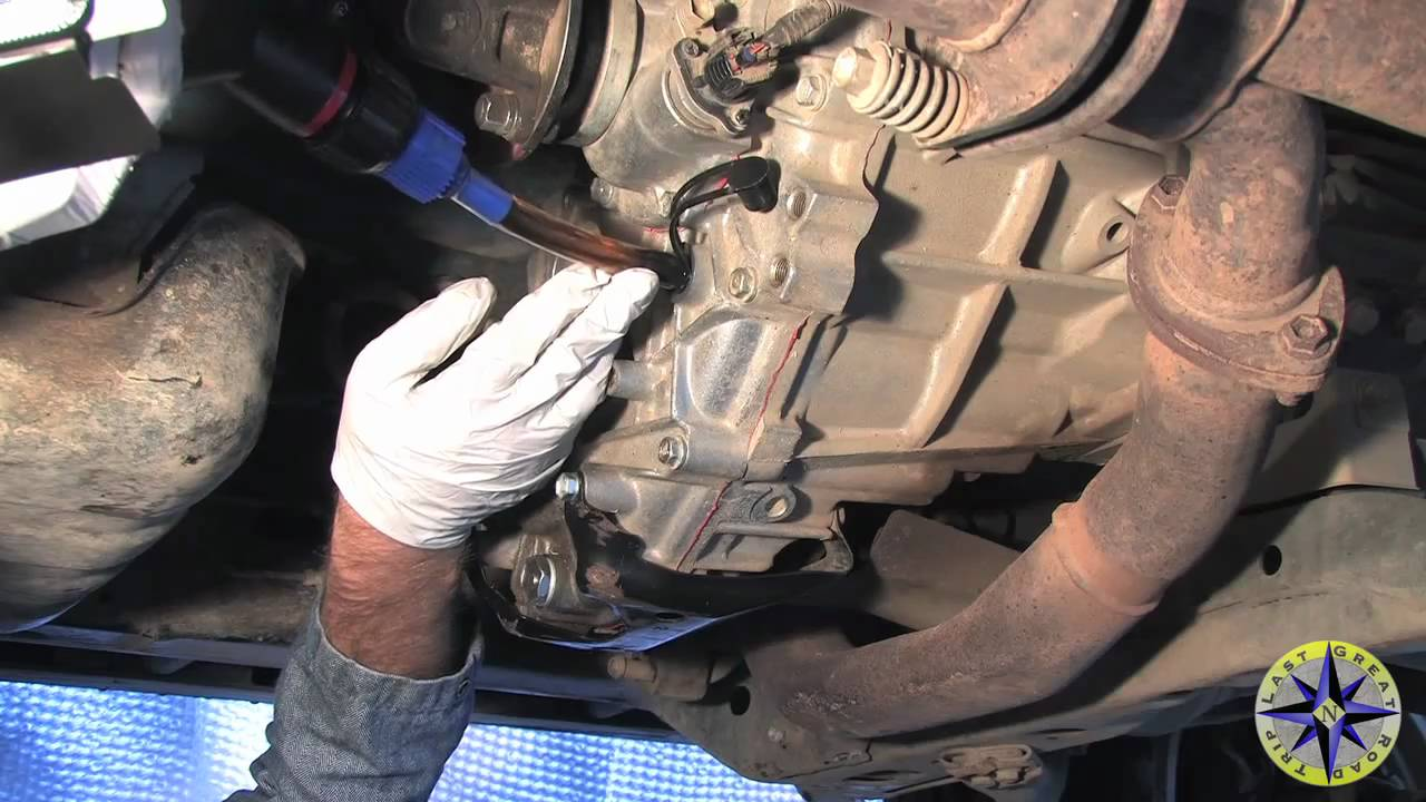 Suzuki Sierra Transfer Case Oil Capacity