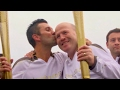 Olympic Torch Crosses Irish Border