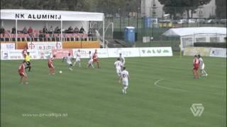 NK Aluminij 1 - 0 ND Triglav Kranj
