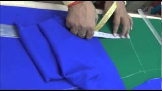 How To Cut 2 Salwar Kameez Along-Easy Way/Method Of Kameej
