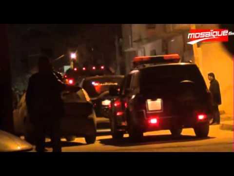 image vidéo فيديو حصري لأحداث حي النسيم اريانة و الارهابيين