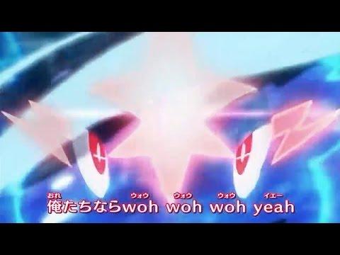 Pokemon XY & Z - Frogadier Evolves Greninja Ash
