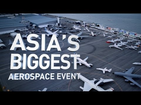 Singapore Airshow 2014 - Asia's Biggest for Aviation's Finest