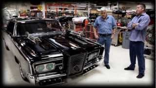 Fast Five Picture Cars Jay Leno's Garage