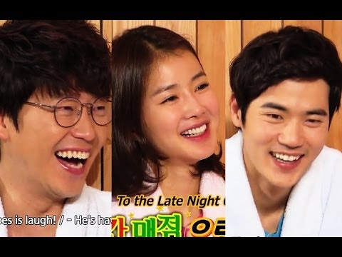 Happy Together - Golden Cross with Kim Kangwoo, Lee Siyoung & more! (2014.04.17)