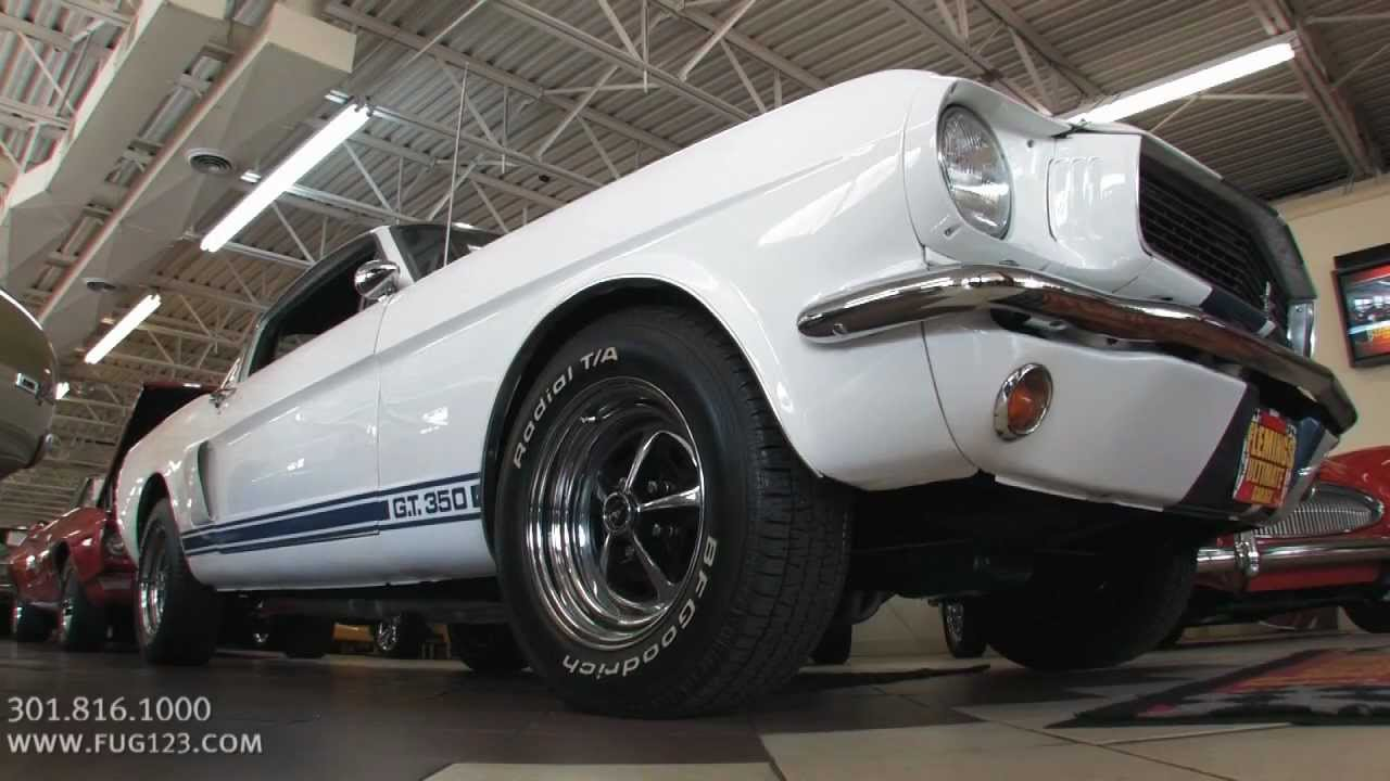 Flemings ultimate garage maryland 1965 ford shelby mustang for Garage ford saval valence