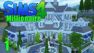 I'M RICH! - Sims 4 - The Sims 4 Millionaire Ep.1
