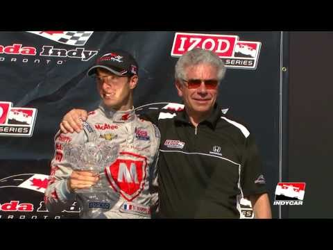 Sebastien Bourdais Previews 2014