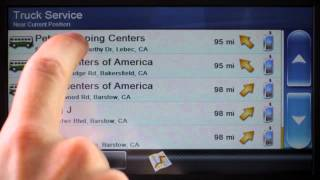 MAGELLAN ROADMATE 9270T-LM COMMERICAL GPS