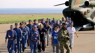 「武力攻撃」想定、陸自が住民避難訓練 北海道・奥尻島