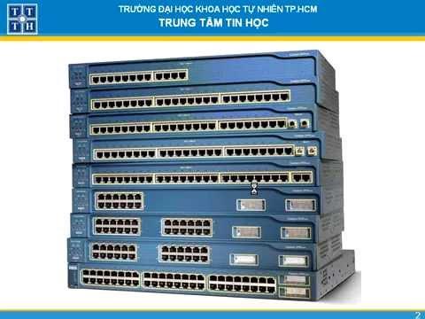 Cấu hình các thông số quản lý trên Cisco Switch 2950