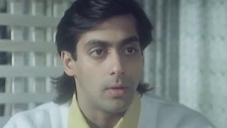 Salman Khan Cheats On Madhuri Dixit