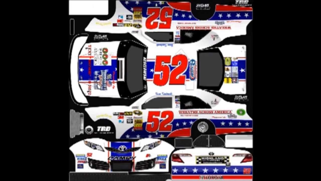 templates custom car showing gallery for nascar diecast templates 2013