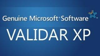 ACTIVAR Y VALIDAR WINDOWS XP (FUNCIONA)