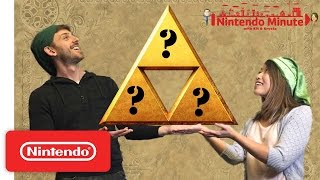 Three Favorite Zelda Games - Nintendo Minute