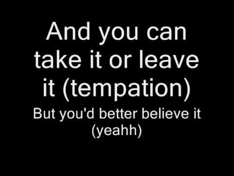 Temptation-Cradle of filth[Lyrics]