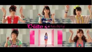 ℃-ute「桃色スパークリング」