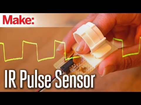Visualize Your Heartbeat With This Homemade Pulse Sensor