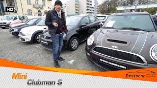 Mini Clubman S 2009 12.890евро. Денис Рем Дестакар