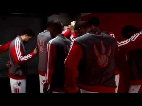 Toronto Raptors 2014 - Playoffs (HD)