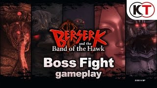 Berserk and the Band of the Hawk - Boss Fight Játékmenet