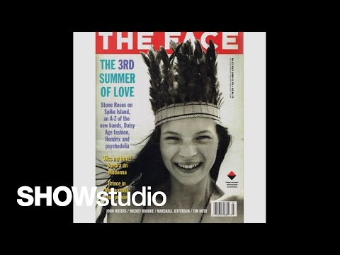 SHOWstudio: Subjective - Kate Moss interviewed by Nick Knight about Corinne Day