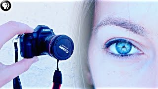 Could you replace your eye with a camera?