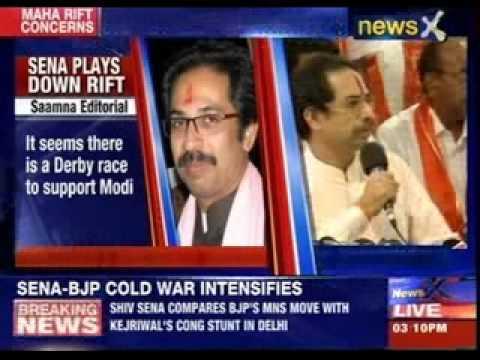 Uddhav Thackeray criticises Nitin Gadkari for his secret meeting with Raj Thackeray
