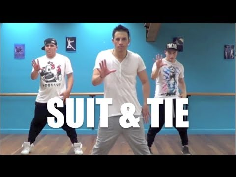 SUIT & TIE - Justin Timberlake ft. JAY Z Dance Choreography | Jayden Rodrigues