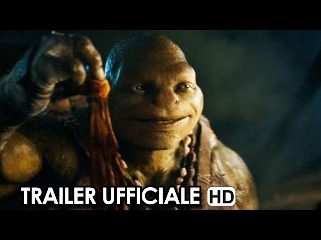 Tartarughe Ninja Trailer Ufficiale Italiano (2014) - Megan Fox Movie HD