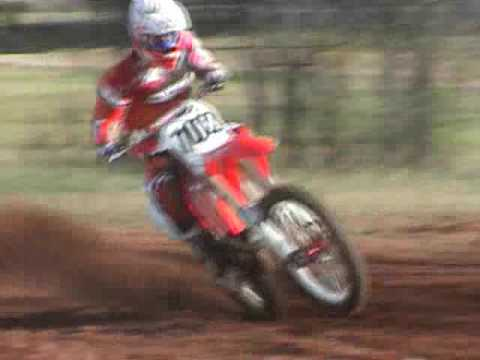 Jimmy Albertson on his new Honda at Trey Canard's track! Ping Pong and Ripstickin! 11-25-09