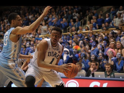 Jabari Parker's Career Night vs. UNC