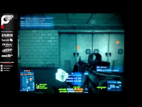 BF3 jikA - Episode n°2 - Awesome Accuracy present jikA Style