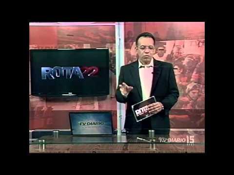 FRANCISCO SAMPA,JOVEM DECAPTADA.TV DIARIO,CE, ROTA 22