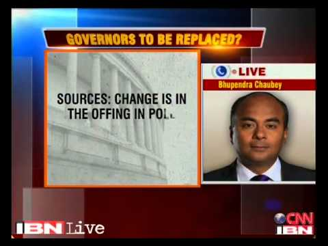 Modi government considering replacing Governors appointed by the UPA II  sources