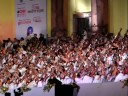 World Record for maximum Sitars playing on one Stage (1200 Sitars Indian Classical Instrument )