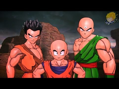 Dragon Ball Z: Battle of Z - Single Player Mission #3 Demo【HD】