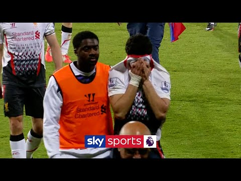 Suarez cries on pitch, and Jamie Carragher slates Liverpool 's defence
