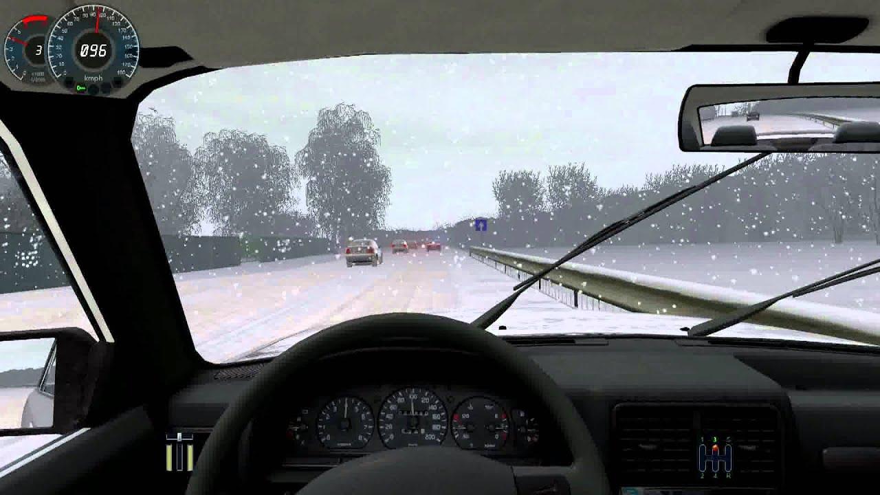 nauka jazdy na pc