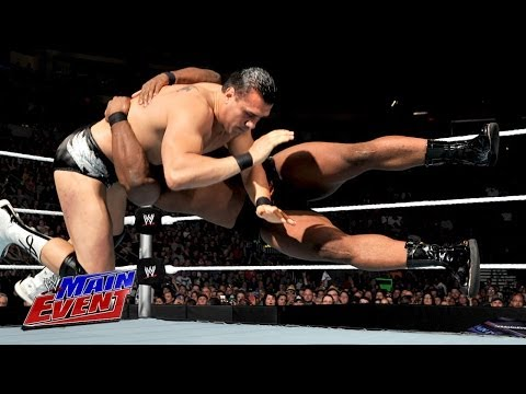 Big E vs. Alberto Del Rio: WWE Main Event, April 22, 2014