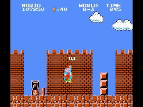 Mario Jump - Awesomeness - User video